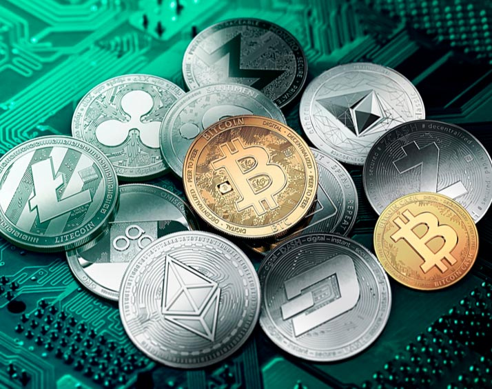 criptomonedas (bitcoin, ripple, ethereum)